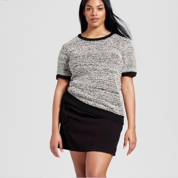 b1b5a2e0ee Victoria Beckham for Target Skirts | Nwot Twill Skirt | Poshmark